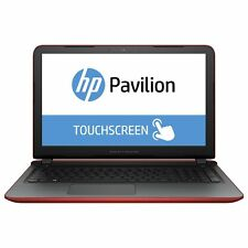 """HP Pavilion 15-AB212NA Touchscreen Laptop 15.6"""" 1TB HDD Windows 10 Unit Only"""