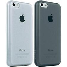 Genuine Belkin iPhone 5C Slim Micra Sheer Matte Case/Cover Clear F8W374B1C00-2
