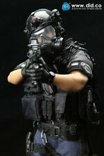 DRAGON IN DREAMS DID 1/6 MODERN US DRIVER LAPD SWAT LOS ANGELES POLICE
