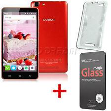 "Unlocked 5"" CUBOT Rainbow 16GB Android 6.0 Dual Sim Quad Core 13MP 3G Smartphone"