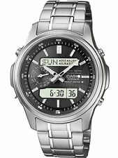 NEW Casio Wave Ceptor Atomic Analog Digital LCW-M300D-1A Mens Watch Multi band 6