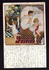 112189 AK Chemnitz 1927 Jugend Rotkreuz Weihnachtskarten Künstlerkarte