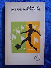 """""""Spiele für das Fußballtraining"""" von Günter Lammich, Dr. Heinz Kadow und Kirsche"""