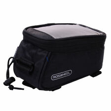 Roswheel Cycling Frame Bag Bicycle Bike MTB Front Top Tube Cell Phone Pouch CS35