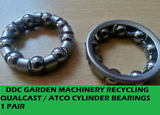 suffolk punch / atco replacement cylinder bearings 1 pair see list for fitment