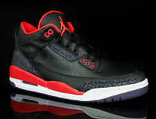 NIKE AIR JORDAN 3 Retro *Bright Crimson*OG 1 bred 4 Gr. EU 43/US 9.5/UK 8.5*NEW*