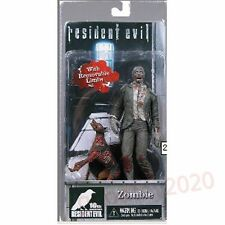 "Neca Resident Evil 10th Anniversary Zombie 7"" Action Figure Toy"