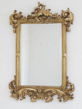 91cm French Baroque Rococo Gold Frame Antique Ornate Wall Mounted Large Mirror