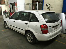 LOT#485- WRECKING MAZDA 323 2000 BJ ASTINA 5D HATCH 4SP AUTO 1.6L