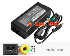 AC Power Adapter 18.5V 3.5A Chargeur Pour HP COMPAQ 610 615 NEW
