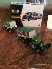1:34 Mack Truck Granite Tipper & Dog Trailer Aust Native Landscapes