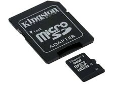 KINGSTON MICRO SD 8GB SDHC MEMORY CARD FOR MOBILE PHONE CAMERA CLASS 4