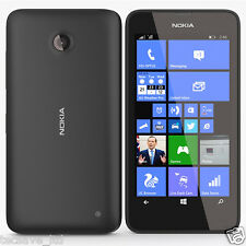 BRAND NEW NOKIA LUMIA 635 *4g* BLACK WINDOWS 8 SMARTPHONE *Unlocked* 8Gb 4G LTE