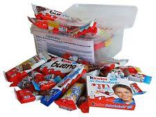 Süßigkeiten – Mix Party Box mit Ferrero Kinder Spezialitäten (1 x 730 g)