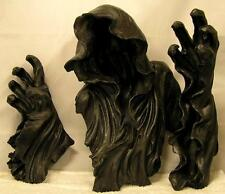 NEMESIS NOW FACELESS GOTHIC REAPER DEMON SCULPTURE WALL MOUNTED HANGING