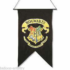 """30"""" Official Harry Potter Party Hogwarts Crest Printed Wall Banner Decoration"""