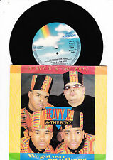 """7"""" Heavy D. & The Boyz - We got our own thang ------"""