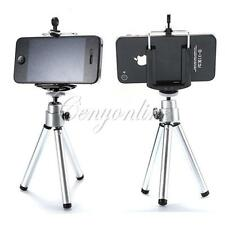 360° Rotatable Cell Phone Stand Tripod & Holder for Iphone 5 5s 6 Samsung Galaxy