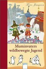 Die Mumins. Muminvaters wildbewegte Jugend von Tove Jansson (2012, Taschenbuch)