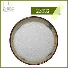 Epsom Salt BULK 25Kg - Pure Pharmaceutical Grade USP Therapeutic Bath Salt Soak