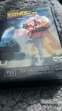 BACK TO THE FUTURE PART 2 - VHS VIDEO TAPE MICHAEL J FOX