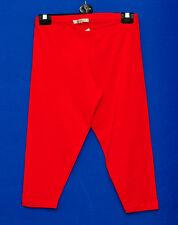 ~BNWT~GEORGE~RED CALF LENGTH LEGGINGS~SIZE 10~