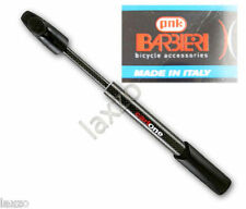 Barbieri CarbOne Carbon Mini Pump Made in Italy Presta Scharder Bike Bicycle