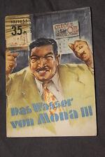 Kleine Jugendreihe 13/1955, DDR Romanheft, Südamerika, Gewerkschaftskampf, Erdöl