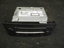 Fiat Punto mk3 2006 CD PLAYER HEAD UNIT RADIO 7646328616 BLAUPUNKT  Inc VAT