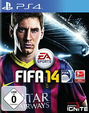 FIFA 14 (Sony PlayStation 4, 2013, DVD-Box)