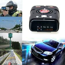 V8 360° Radar Detection Anti Police Car Driving Laser Gun Speed Camera Detector