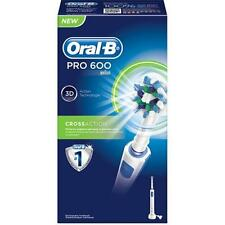 Braun Oral-B PRO 600 3D CrossAction elektrische Zahnbürste D16.513
