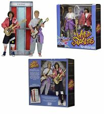 "NECA BILL AND TED'S EXCELLENT ADVENTURE 8"" CLOTHED FIGURE BOX SET - BILL AND TED"