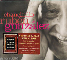 RUBEN GONZALEZ Chanchullo CD