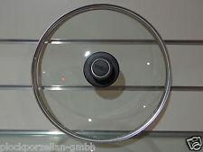 WOLL Deckel Sicherheits-Glasdeckel Rund Ø 28cm Für Pfannen und Bräter S28M NEU