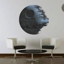 Todesstern Wandaufkleber Star Wars Kind Schlafzimmer Wohndeko Tapete Aufkleber