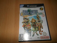 Final Fantasy Crystal Chronicles - Nintendo GameCube  NEW SEALED