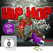 CD und DVD Hip Hop Black Party von Various Artists      3CDs + DVD