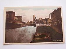 Vintage RP Postcard The Pier Wigan 1937 Lancashire
