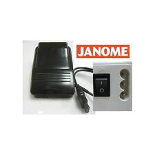 Genuine Janome Foot Control/Pedal & Lead  C-2022 Fit Most Janome Sewing Machines
