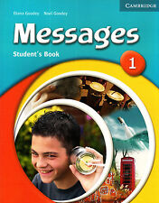 Cambridge MESSAGES 1 Student's Book @BRAND NEW@