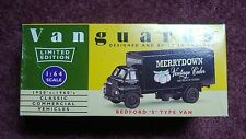 VANGUARDS DIECAST 1/64 1950s-60s LLEDO, BEDFORDS 'S' TYPE VAN, NEW