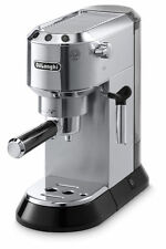 NEW Delonghi EC680M Dedica Pump Coffee Machine: Metal
