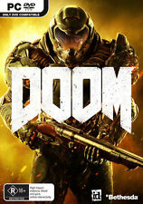 Doom with Preorder Offer  - PC game - BRAND NEW