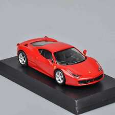 1/64 Scale Kyosho Toys Diecast Car Ferrari Minicar Collection Ⅷ 458 ITALIA Red