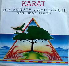 """7"""" 1987 RARE ! KARAT : Die Funfte Jahreszeit //MINT-?\"""