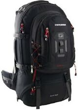 CARIBEE DAKAR 75L HIKING LUGGAGE BACK PACK +28L DAY BAG BLACK