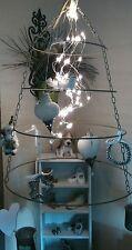 Weihnachtsbaum hängend Christbaum Tannenbaum aus Metall Deko Shabby Chic