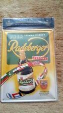 Radeberger Blechschild Nostalgie Edition 30x40 cm, NEU !! Schild