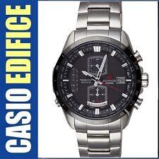 NEU+OVP: Casio EQW-A1110DB-1AER Edifice Uhr, Funk + Solar, 5-Motoren Chronograph